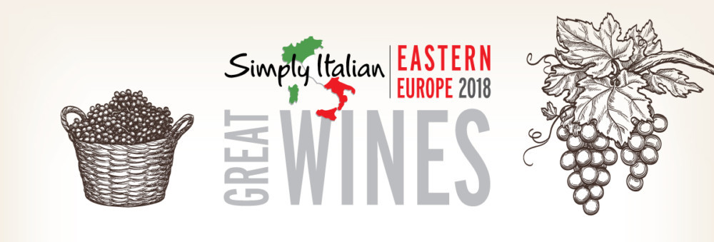 Simply Italian Great Wines tour 2018