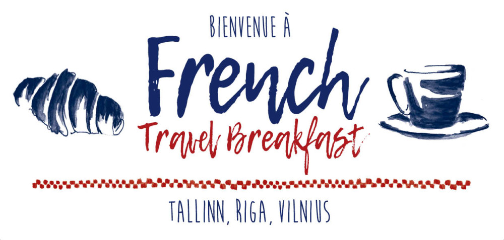 French Travel Breakfast 2018